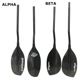 Pagaie freestyle Talon Alpha & Beta